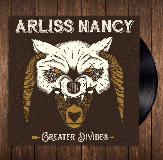 Image of Greater Divides Vinyl