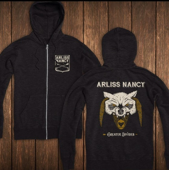 Image of Greater Divides Hoodie