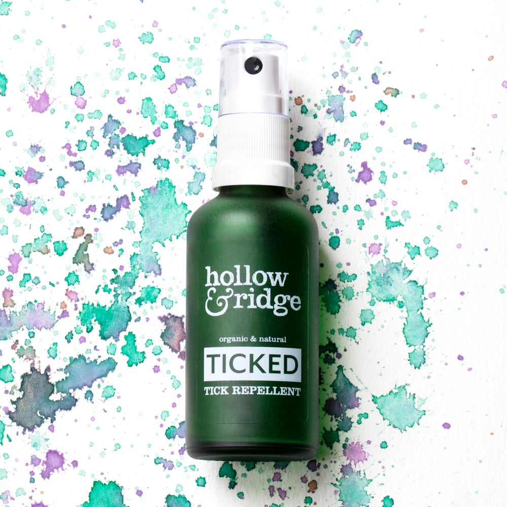 Image of TICKED! tick and bitting bug repellent