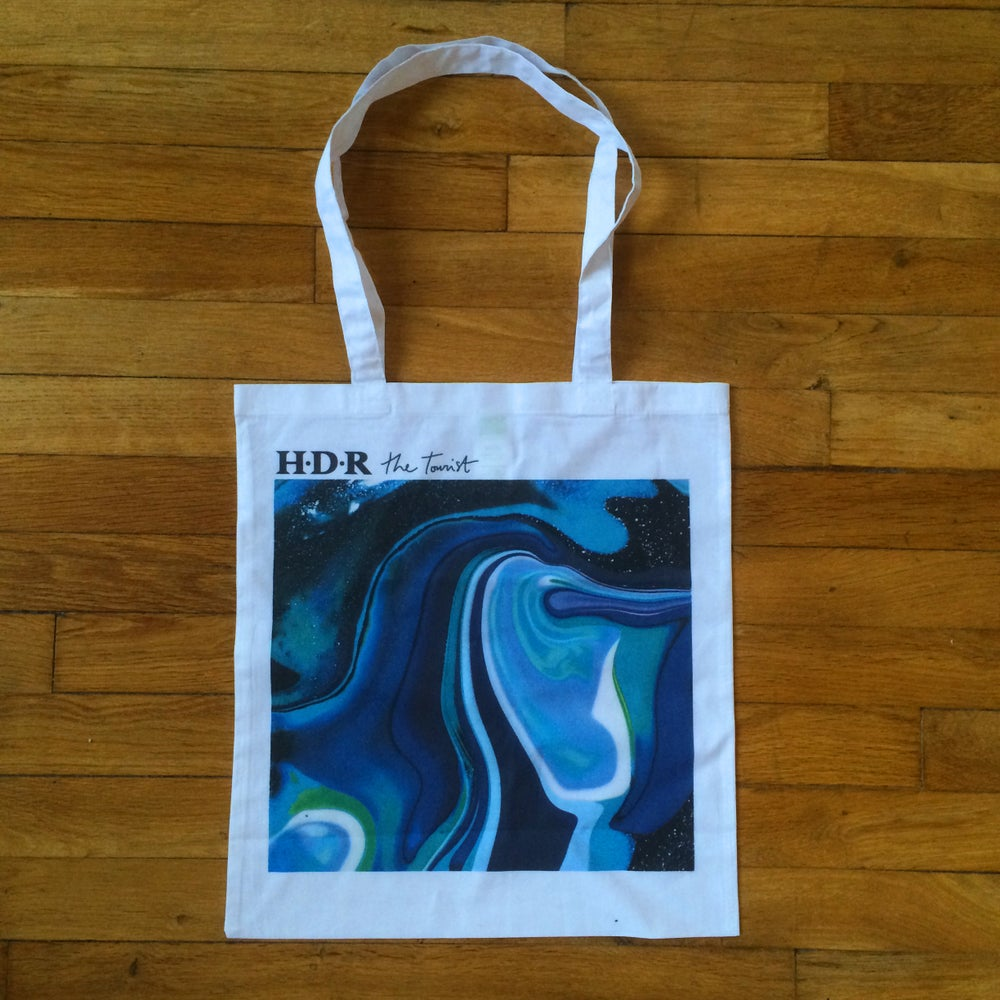 Image of THE TOURIST Tote Bag