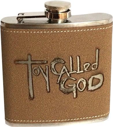 Image of TCG Flask Leather