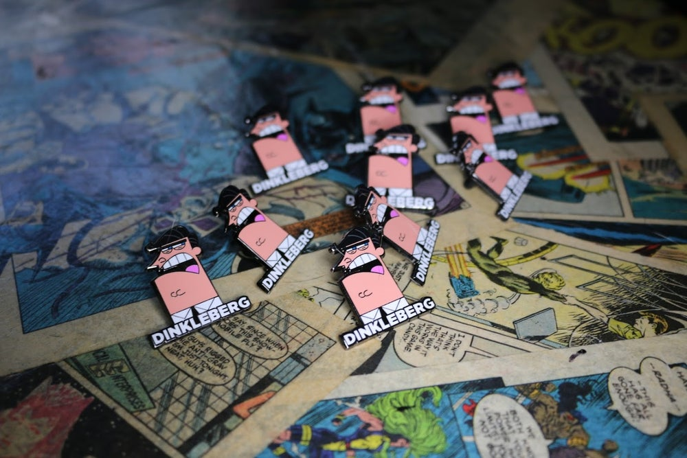 Image of Dinkleberg Pin