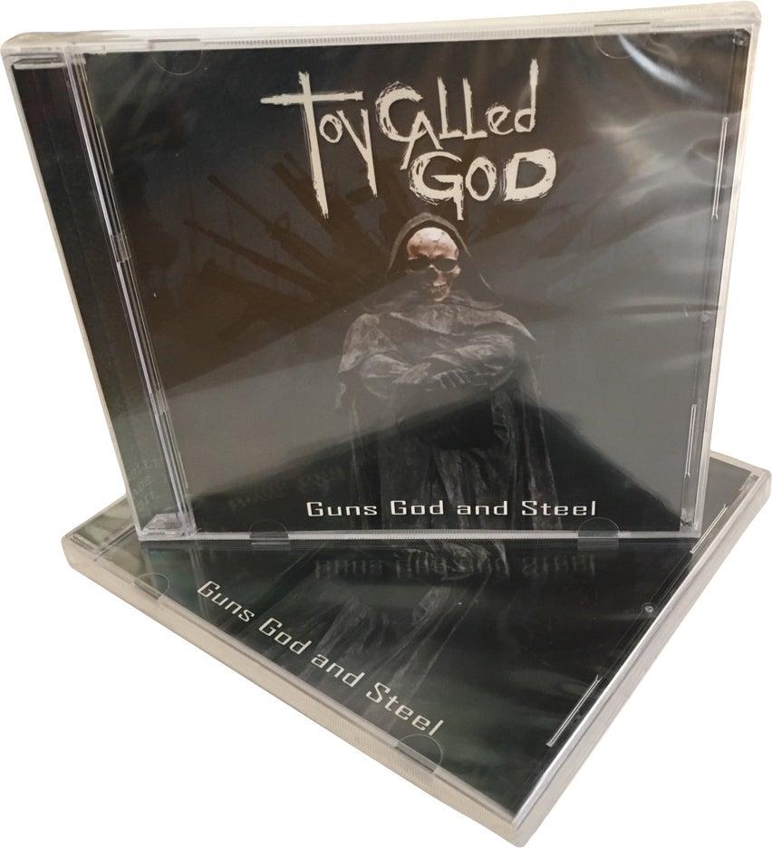 Image of Guns God & Steel