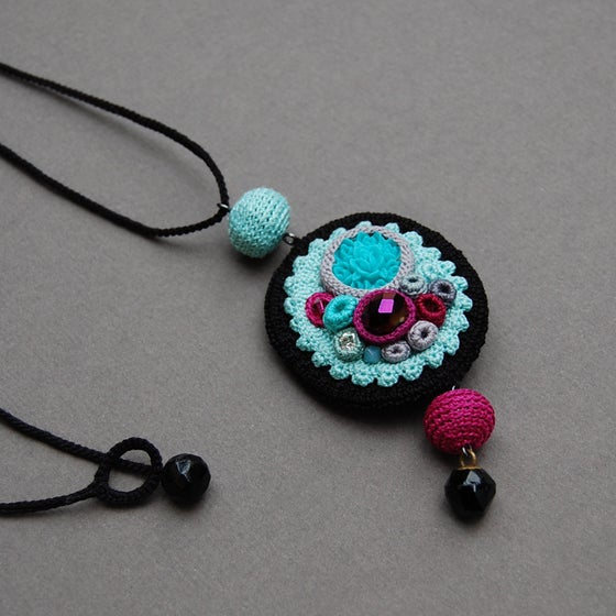 Image of Pendant style necklace