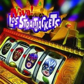 Image of VIVA LOS STRAITJACKETS CD