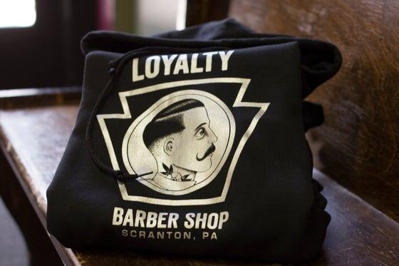 Image of Loyalty Scranton Hoodie