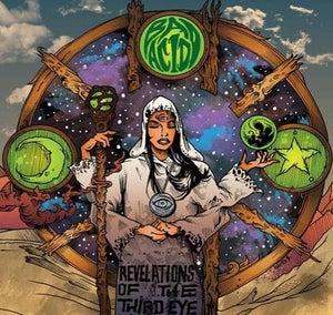 Image of Bad Acid - Revelations of The Third Eye CD
