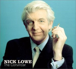 "Image of NICK LOWE ""THE CONVINCER"" CD"
