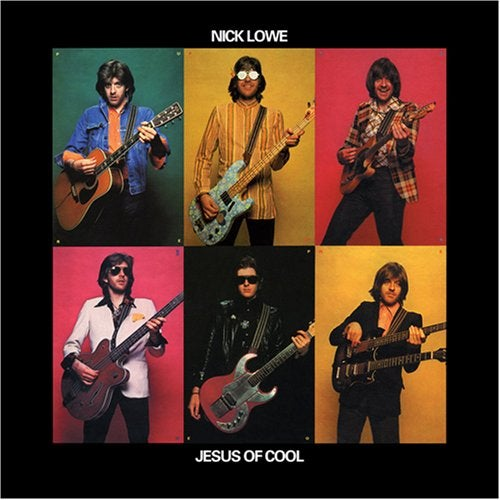 "Image of NICK LOWE ""JESUS OF COOL"" CD"