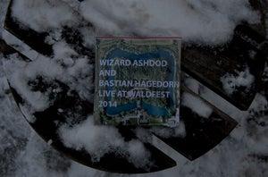 Image of wizard ashdod and bastian hagedorn - LIVE AT WALDFEST/EMCK [Full Body Massage Records]