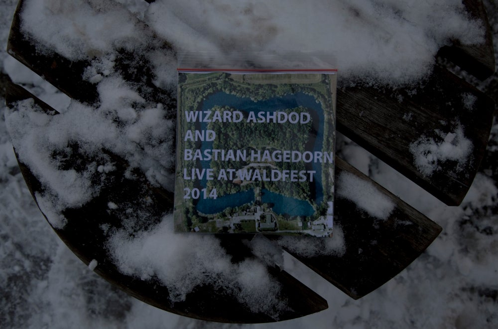 Image of wizard ashdod and bastian hagedorn - LIVE AT WALDFEST​/​EMCK [Full Body Massage Records]