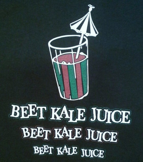 Image of Beet Kale Juice