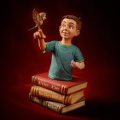 Image of Locke & Key: Bode Locke mini-bust with Enigma Key RETAILER PACK - SOLD OUT