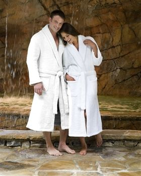 Image of Receive a Free Luxurious Spa Robe with a Series of Facials or Massages