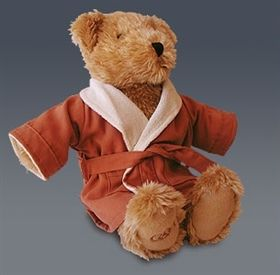 Image of Free Spa Teddy Bear with a $300 Mother's Day Gift Card