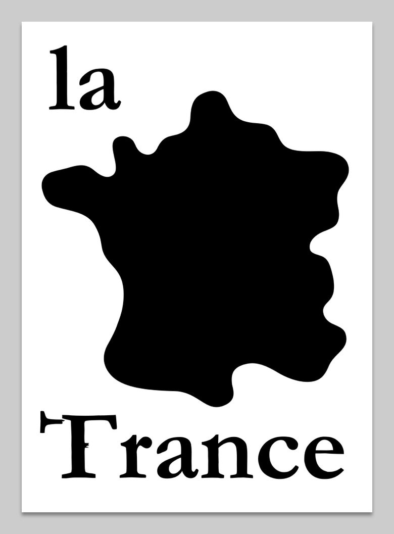 Image of la Trance • Poster