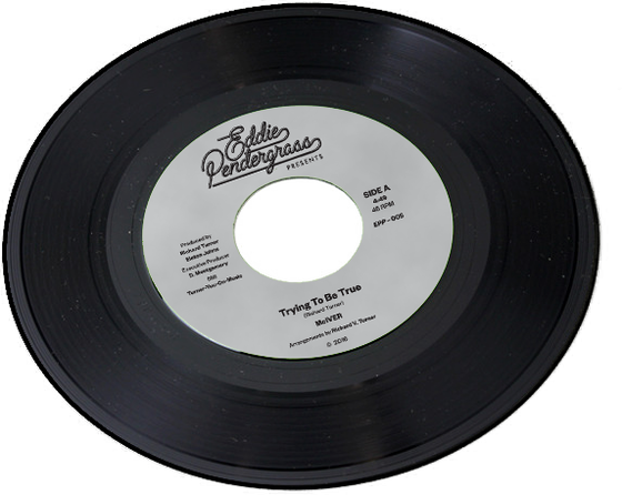 Image of McIVER - Trying To Be True 7""