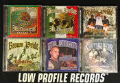Image of 6 CD'S PACKAGE DEALS #2 +FREE AUTOGRAPHED POSTERS