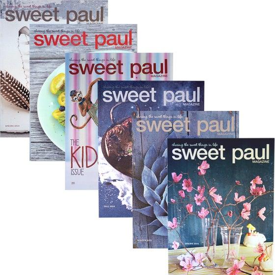 Image of Sweet Paul