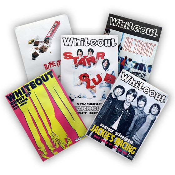 Image of Whiteout Vintage Poster Pack