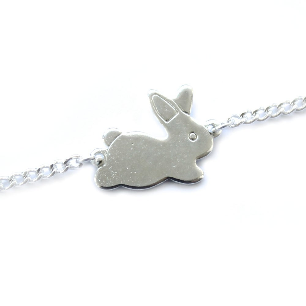 Image of BUNNY RABBIT BRACELET