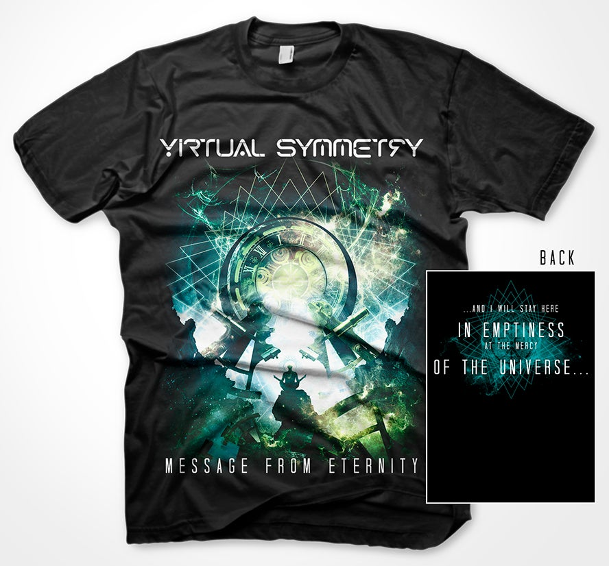 Image of Message From Eternity T-shirt