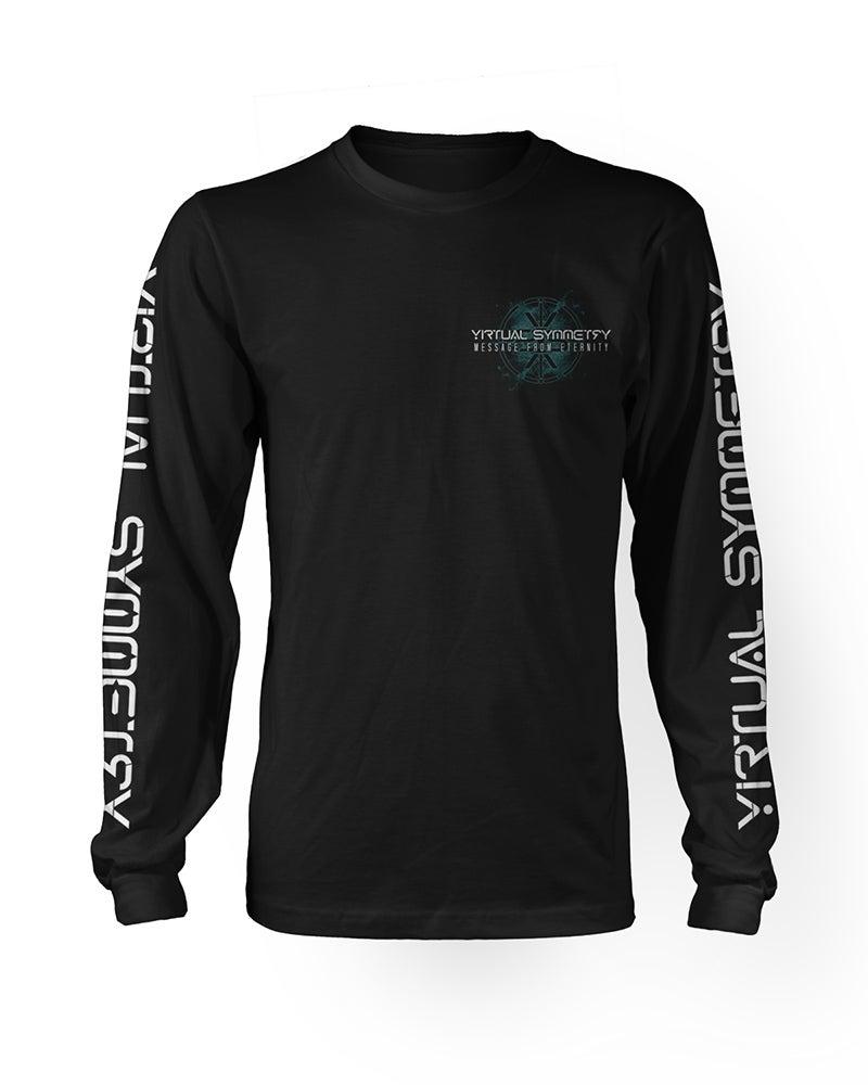 Image of Virtual symmetry Long Sleeve shirt