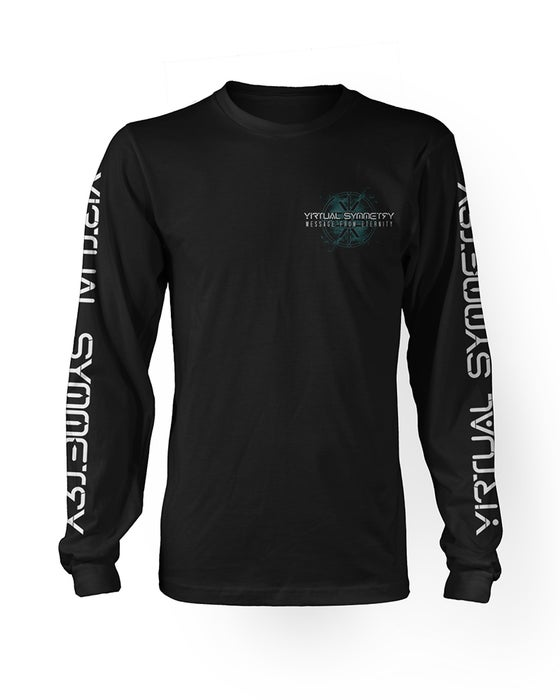 Image of Virtual symmetry Long Sleeve shirt