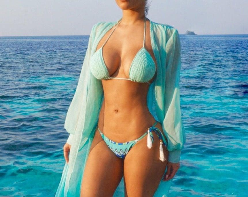 Image of Turks & Caicos Bikini Top