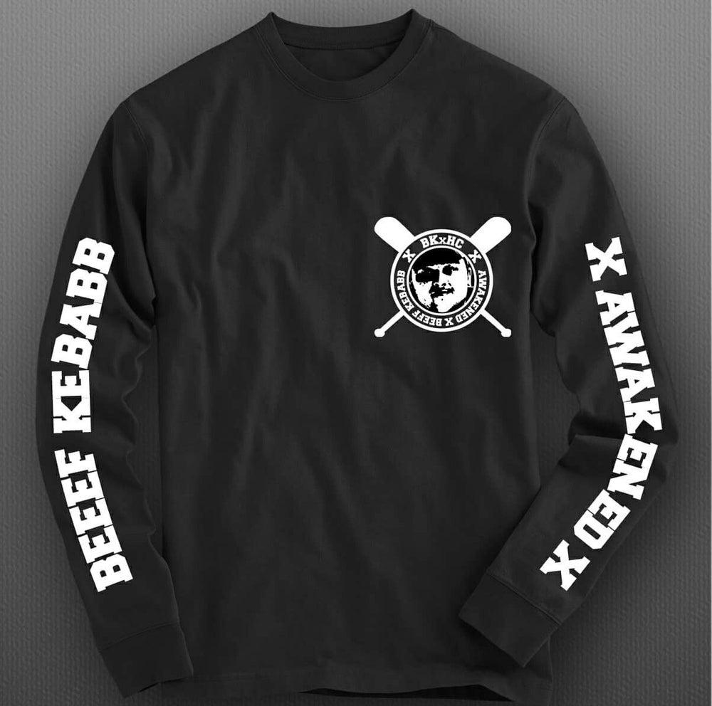 Image of Awakened x Beeff Kebabb Longsleeve Tee