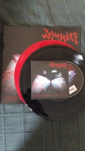 Image of Joythief - Crooked Edge Carnivores 10""