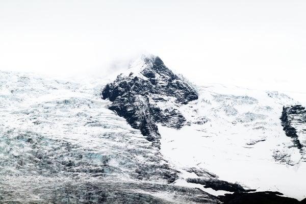 Image of Breiðamerkurjökull, Iceland II