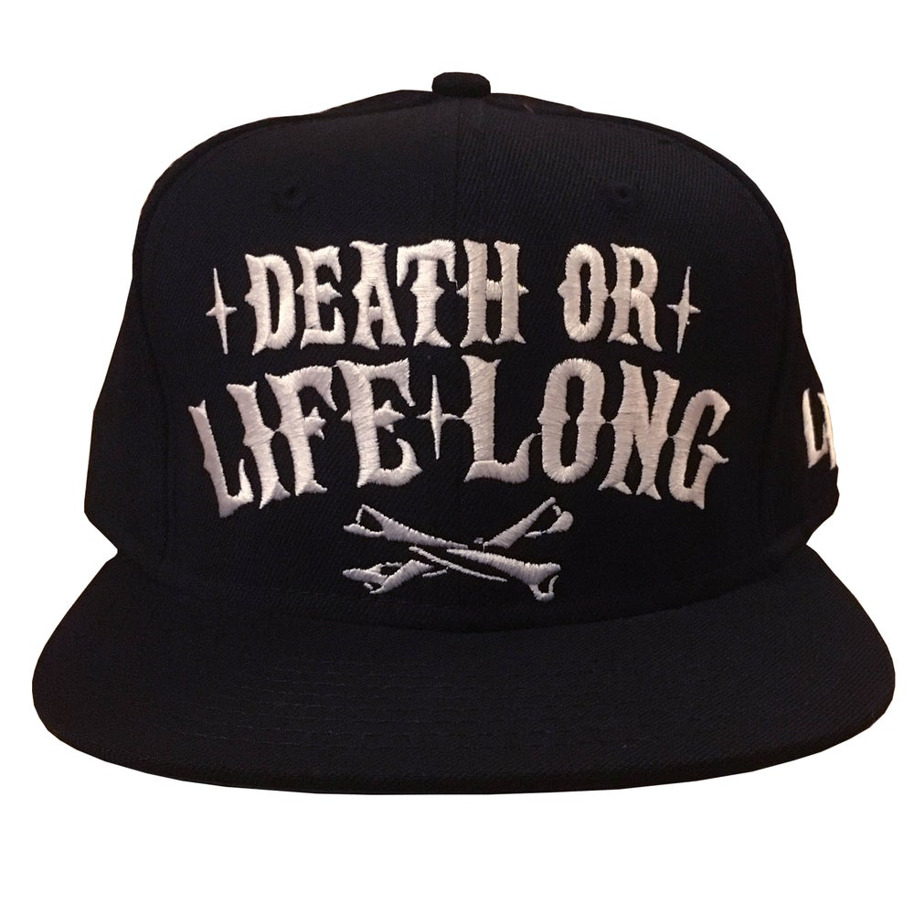 Image of DEATH OR SNAPBACK