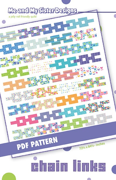 Image of Chain Links PDF pattern