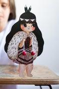 Image of Poi Waiwaiā Paper Doll