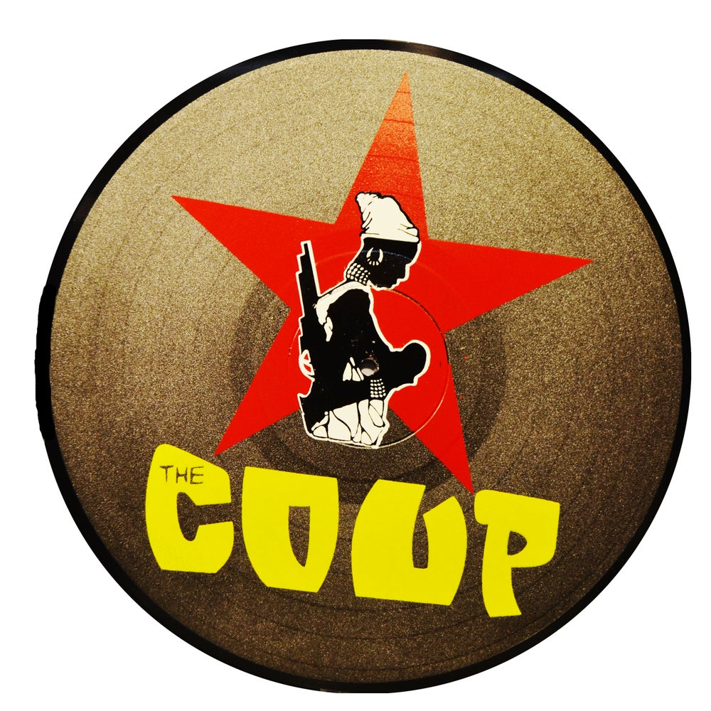 Image of THE COUP VINYL RECORD