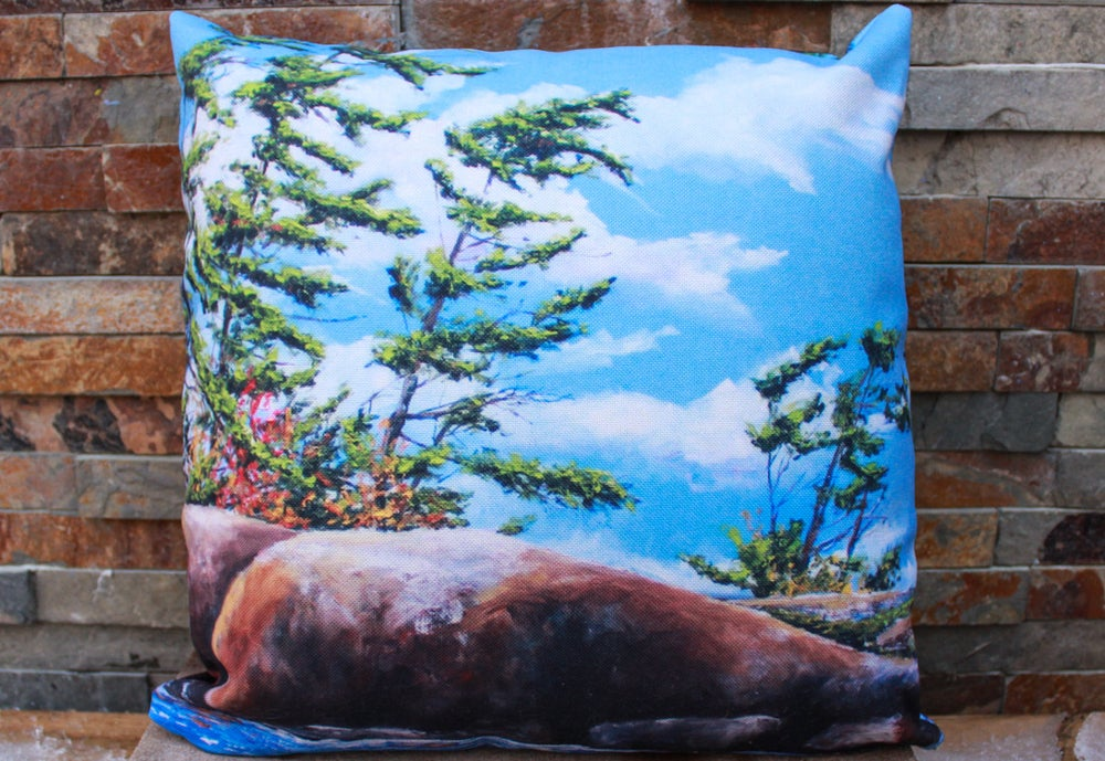 Image of  - Windswept Pillow -