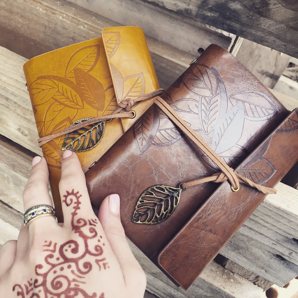 Image of Wildest Dreams Leather Journal