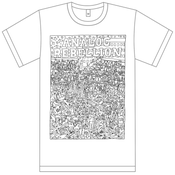 Image of Apocalypse Shirt 1 - White