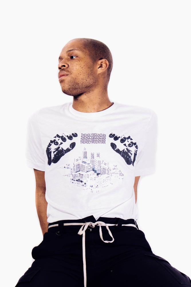 Image of The Holy Mountain Archive tee