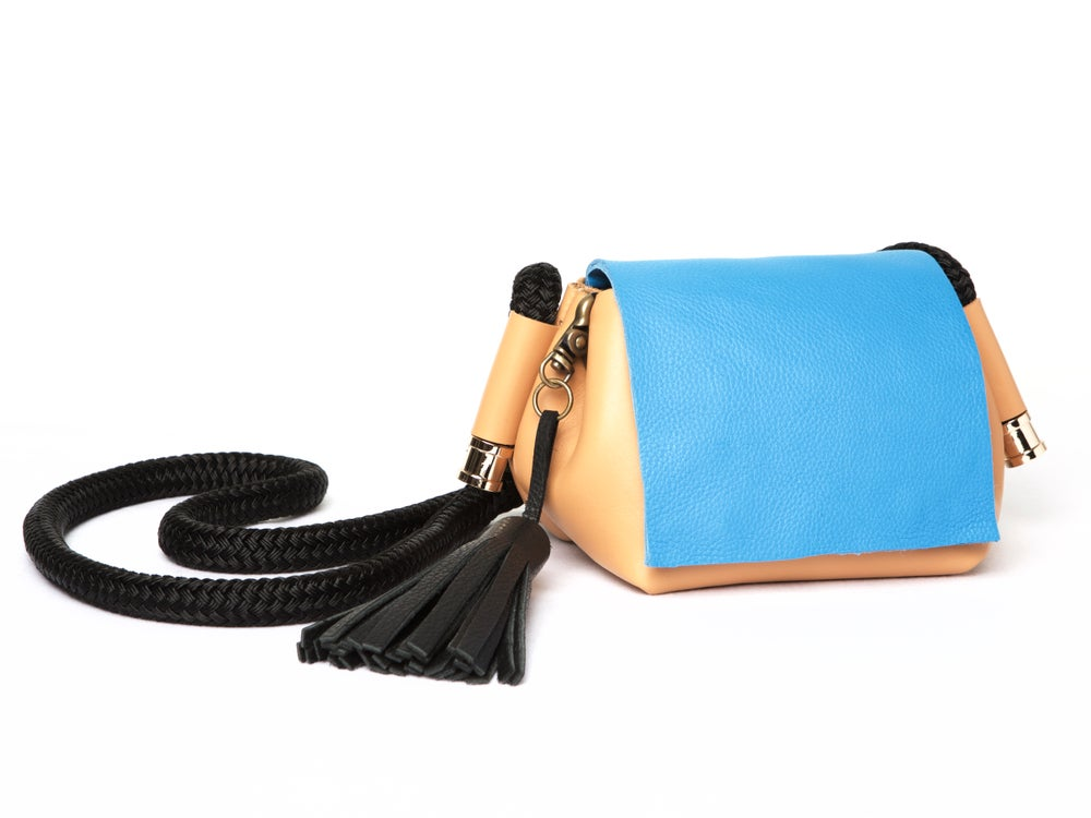 Image of KIT Crossbody  <br> Cobalt