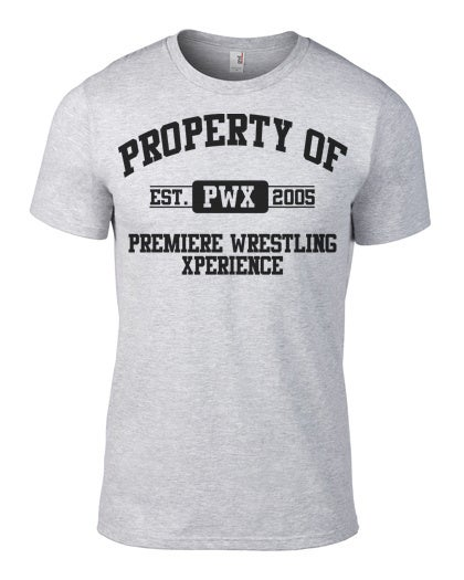 Image of Property of PWX T-Shirt