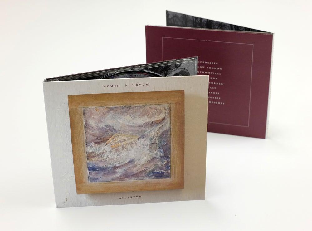 "Image of ""ATLANTVM"" CD"