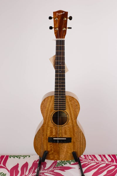 Image of Pono Solid Mango Wood Tenor Gloss, MGTD