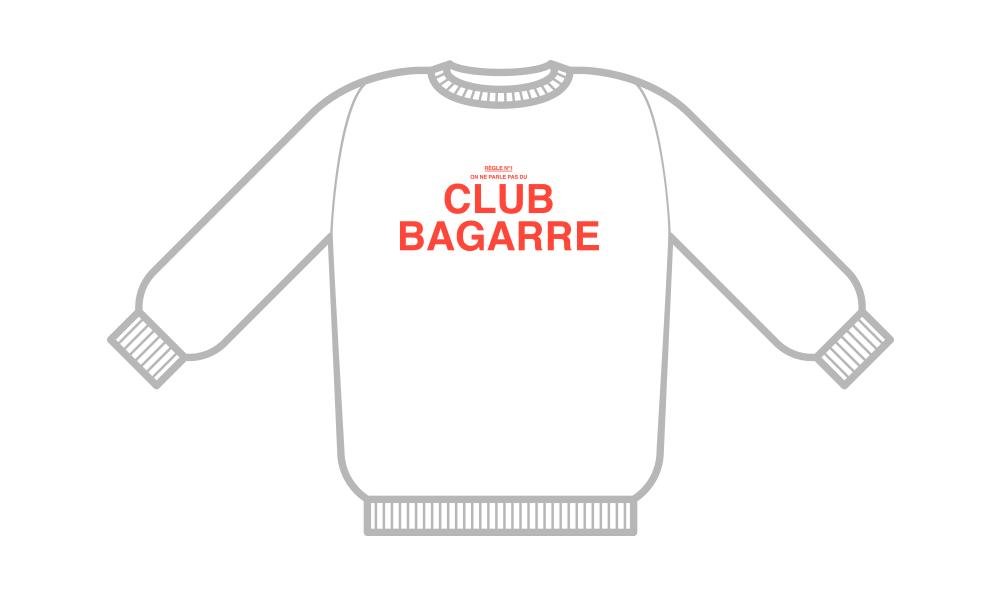 Image of Série n°10 •Club Bagarre