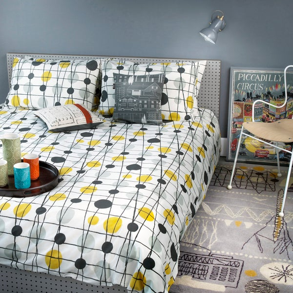 Image of Pavilion Duvet Cover