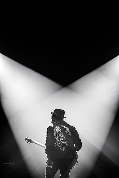 Image of Fall Out Boy | Patrick Stump - Limited Edition 5x7 or 8x12 Print. Only 10 available!