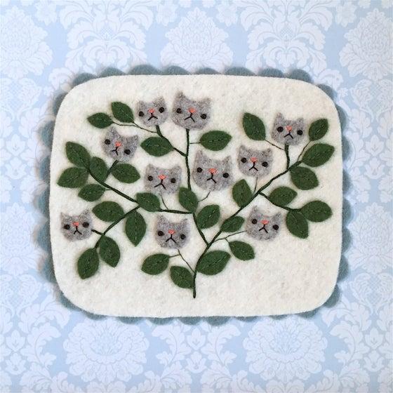 Image of cat tree shadowbox no. 3