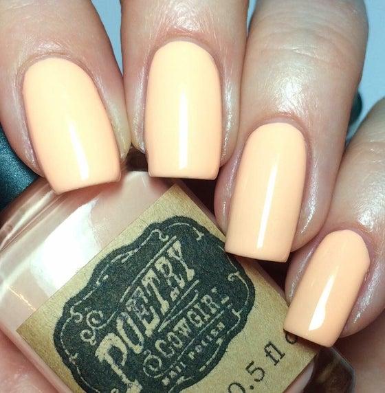 Image of Peaches Almost Ripe