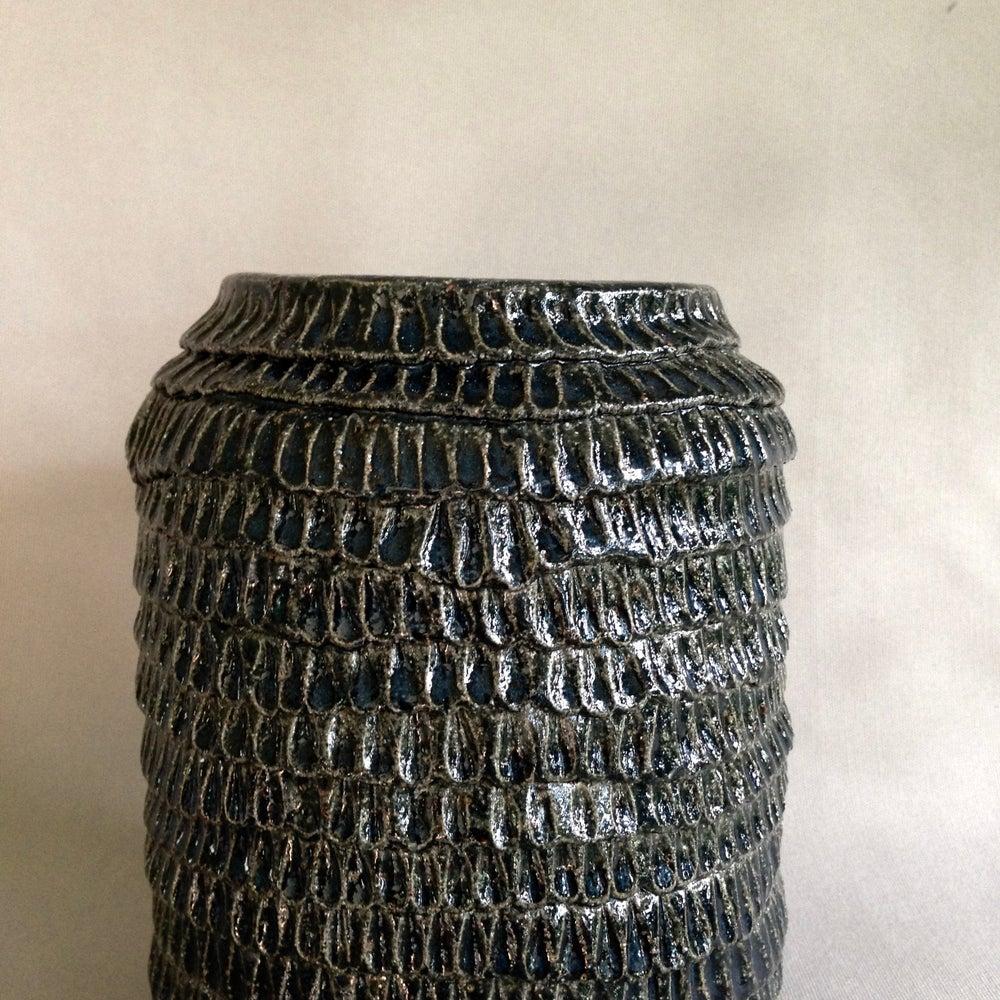 Image of Frill Vase - Squat